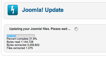 joomla2517 updating